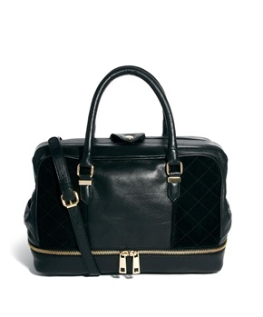 Leather doctor's bag (ASOS) 105,35