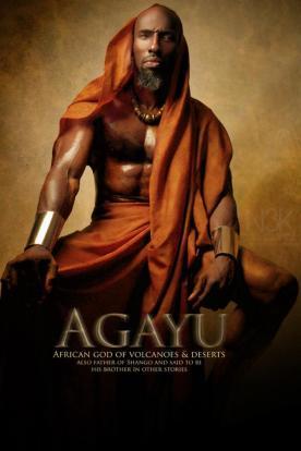 african-god