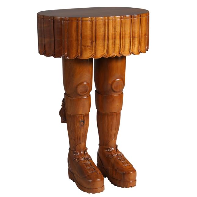 Kleinmeubel Gentlemen Legs (Rofra Home)