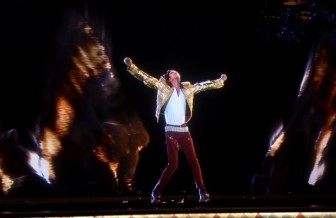 Michael Jackson's Hologram