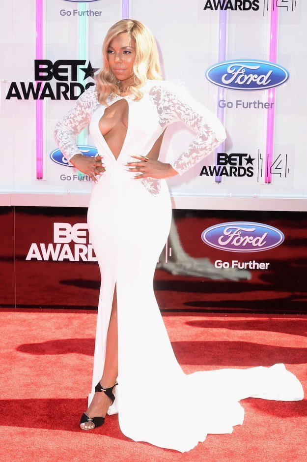 Fashion Op De Bet Awards 2014 The Colourfull View