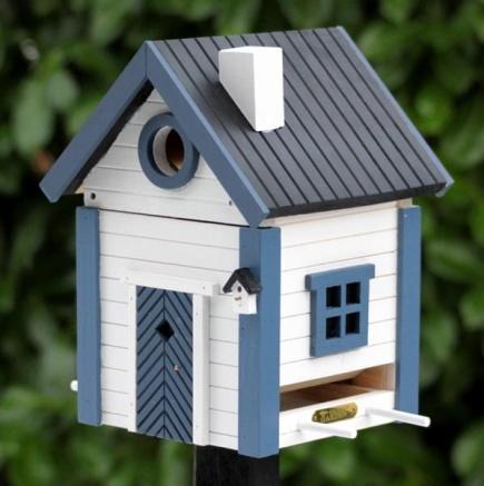 Kom bij Diana's Design leuke vogelhuisjes decoreren met servetten. Met deze speciale techniek creëer je de leukste decoratie voor jouw eigen vogelhuisje!