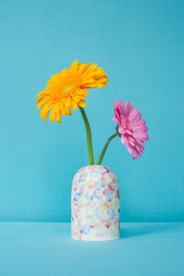 Werk van designer Amber Rep. Foto: Mats van Soolingen