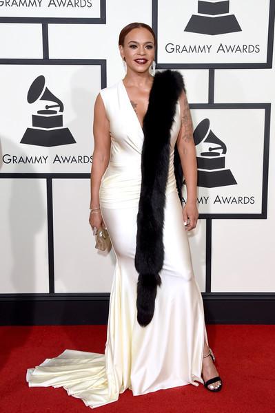 Grammy Faith Evans